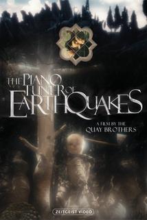Plakát k filmu: Ladič pian zemětřesení