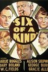 Six of a Kind (1934)