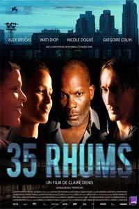 Plakát k filmu: 35 panáků rumu
