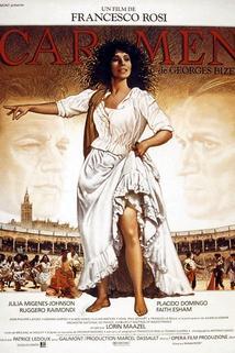Plakát k filmu: Carmen