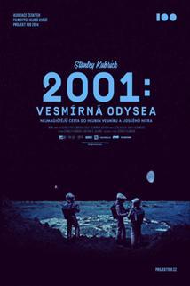 Plakát k filmu: 2001: Vesmírná odysea