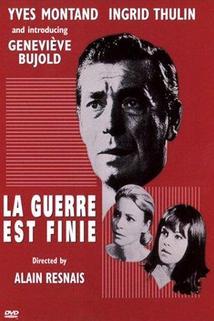 Plakát k filmu: Válka skončila