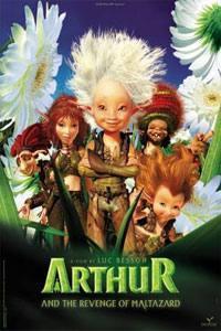 Plakát k filmu: Arthur a Maltazardova pomsta