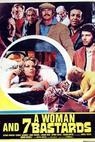 Donna per sette bastardi, Una (1974)