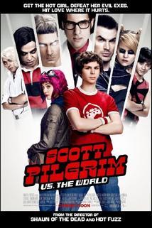 Plakát k filmu: Scott Pilgrim proti zbytku světa