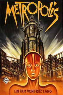 Plakát k filmu: Metropolis