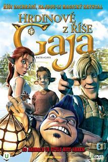 Plakát k filmu: Hrdinové z říše Gaja