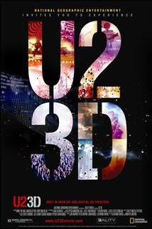 Plakát k filmu: U2 3D