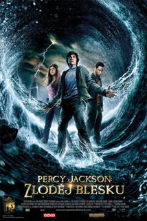 Percy Jackson: Zloděj blesku  - Percy Jackson & the Olympians: The Lightning Thief