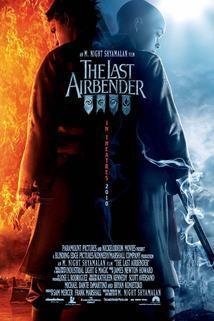 Poslední vládce větru - The Last Airbender