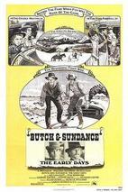 Plakát k traileru: Butch a Sundance: Začátky