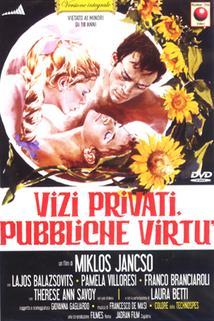 Plakát k filmu: Soukromé neřesti, veřejné ctnosti