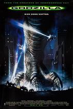 Plakát k traileru: Godzilla - anglický trailer
