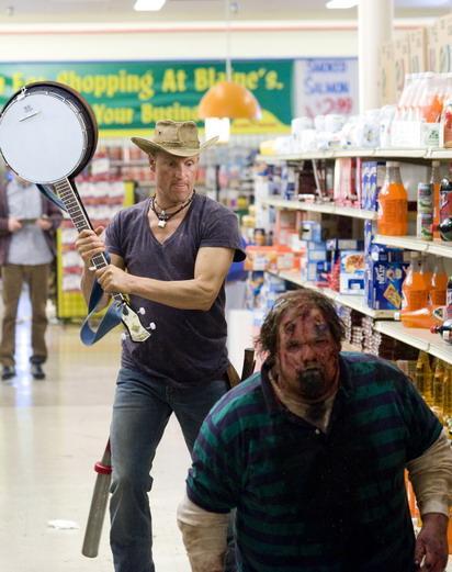 Zombieland, Woody Harrelson