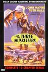 Tři mušketýři (1921)