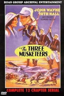 Plakát k filmu: Tři mušketýři