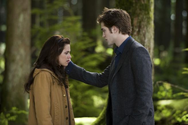 Nový Měsíc, Kristen Stewart, Robert Pattinson