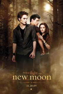 Plakát k filmu: Twilight sága: Nový měsíc
