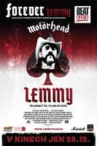 Plakát k traileru: Lemmy Forever
