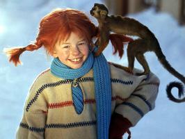 Pippi dlouhá punčocha