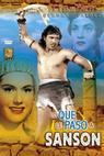 Lo que le pasó a Sansón (1955)