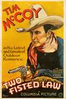 Two-Fisted Law (1932)