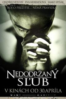 Plakát k filmu: Nedodržený slib