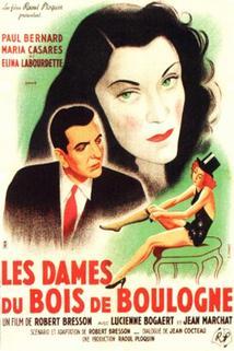 Plakát k filmu: Dámy z Buloňského lesíka