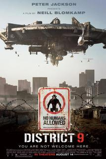Plakát k filmu: District 9