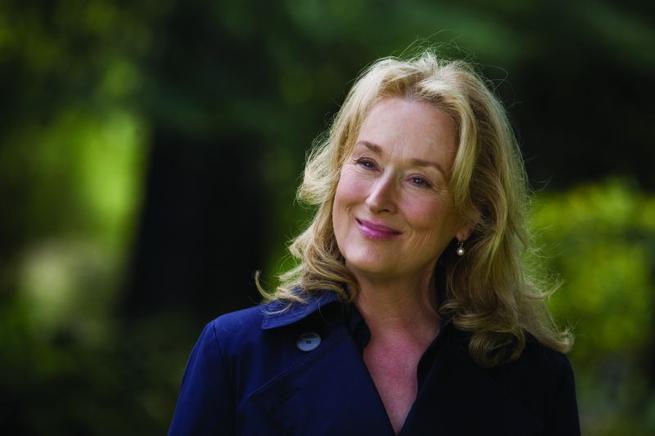 It's Complicated, Meryl Streep