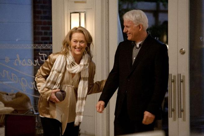 It's Complicated, Meryl Streep, Steve Martin