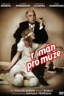 Plakát k filmu: Román pro muže