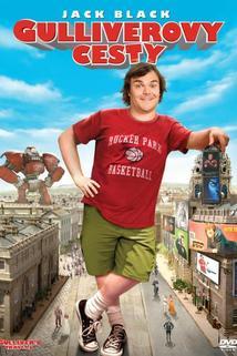Plakát k filmu: Gulliverovy cesty 3D