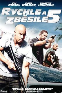 Plakát k filmu: Rychle a zběsile 5