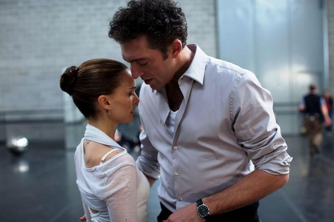 Black Swan, Natalie Portman, Vincent Cassel