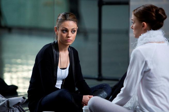 Black Swan, Mila Kunis