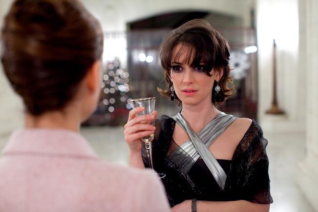 Black Swan, Winona Ryder
