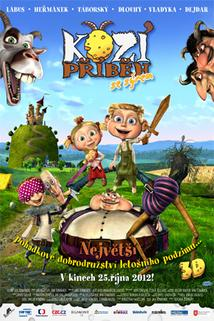 Plakát k filmu: Kozí příběh se sýrem