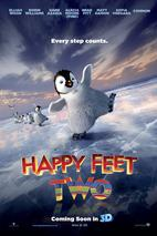 Plakát k filmu: Happy Feet 2