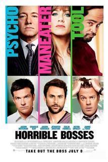 Plakát k filmu: Šéfové na zabití