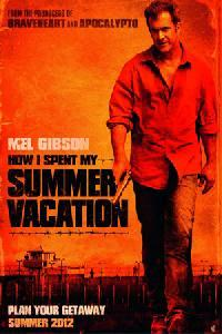 Plakát k filmu: Moje letní prázdniny