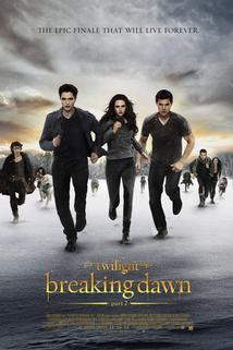 Twilight sága: Rozbřesk - 2. část - Twilight Saga: Breaking Dawn - Part 2, The