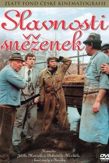 Plakát k filmu: Slavnosti sněženek