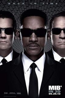 Plakát k filmu: Muži v černém 3