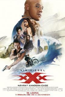 Plakát k filmu: xXx: Návrat Xandera Cage 3D