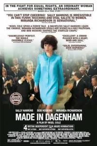 Plakát k filmu: Vyrobeno v Dagenhamu
