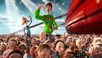 Velká vánoční jízda 3D