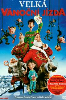 Plakát k filmu: Velká vánoční jízda 3D