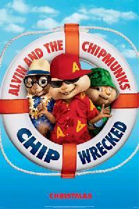 Plakát k filmu: Alvin a Chipmunkové 3