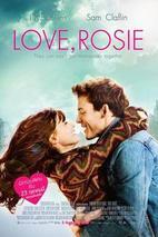 Plakát k premiéře: S láskou, Rosie